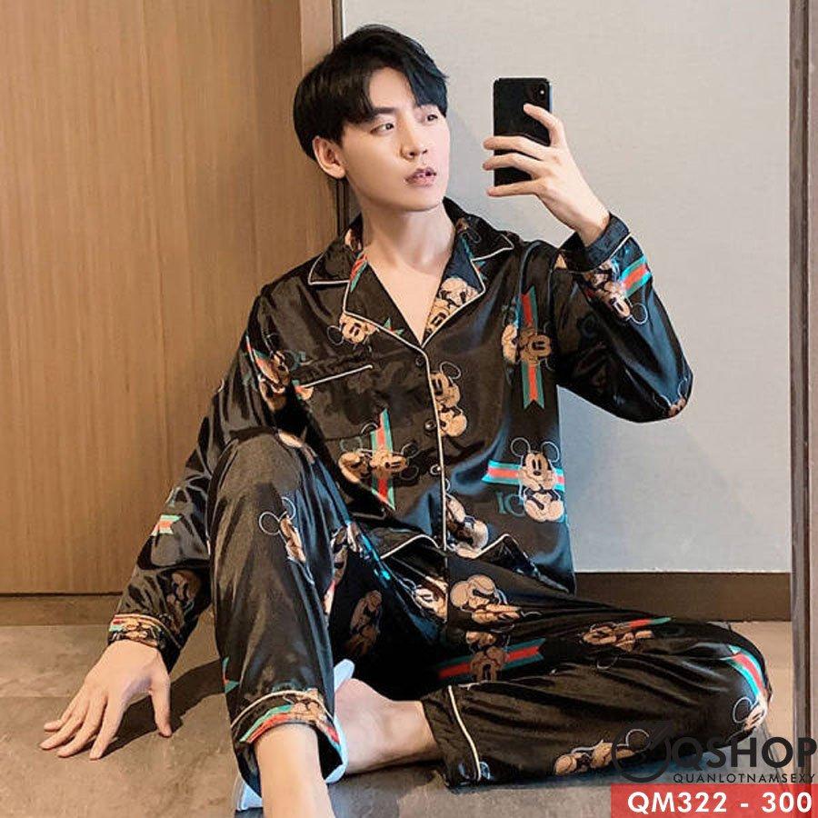 Bộ đồ pijama nam QM322