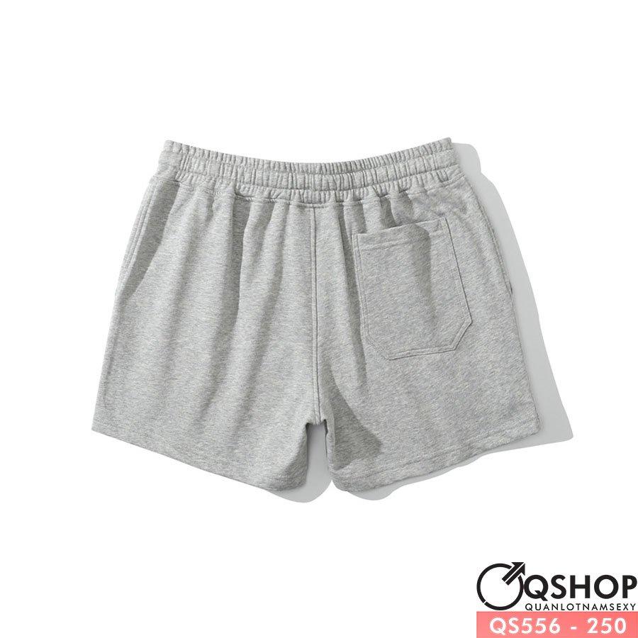 Quần short nam form ôm vừa vặn QS556