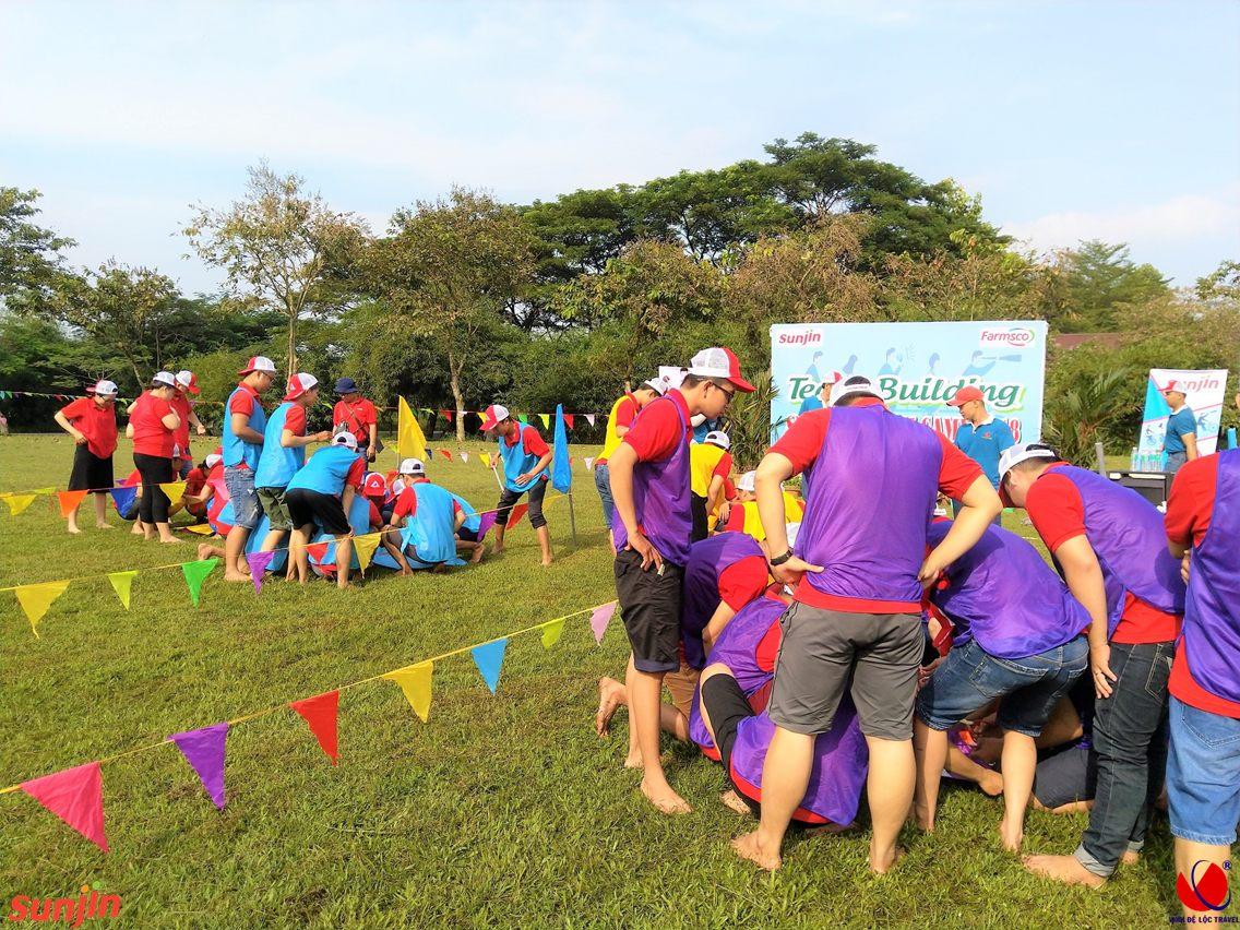 Kết quả hình ảnh cho tour teambuilding thac giang dien