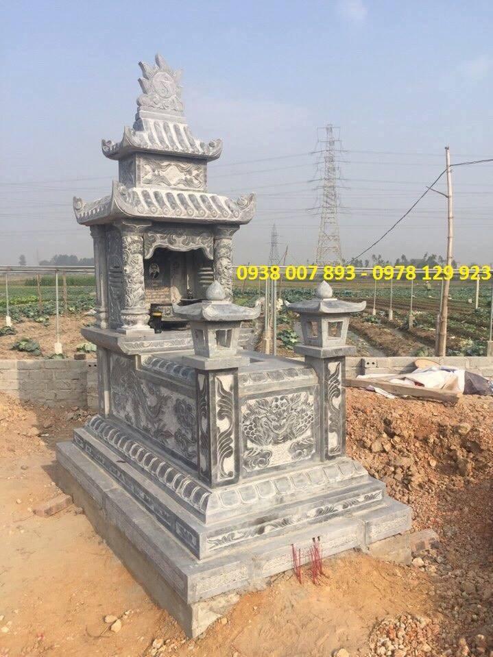 Mộ đá đẹp tại Lâm Đồng