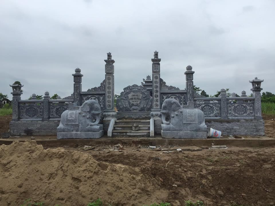 Khu lăng mộ đá 2017
