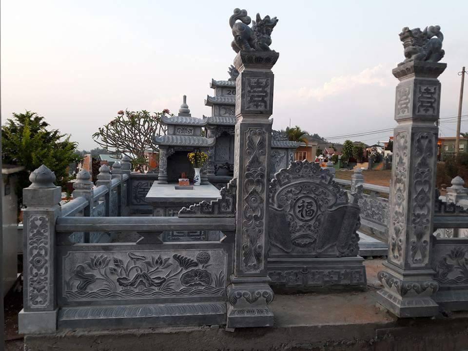Khu lăng mộ 2017