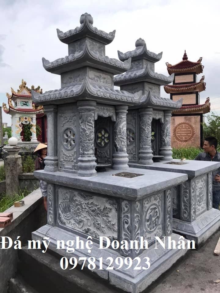Mộ đá đẹp tại Biên Hòa
