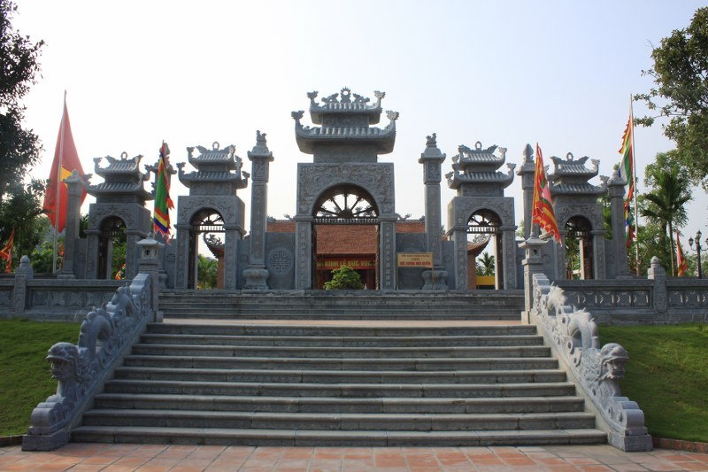 đền chùa 2