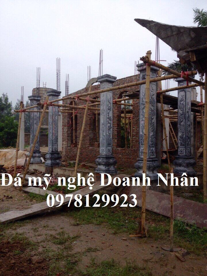 Công trình cột đá nhà thờ tại Đồng Nai