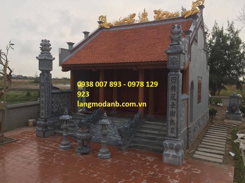 Chi tiết nhà thờ họ gia đình anh Khoa chủ tịch công ty đóng tàu Đại Dương tại Thái Bình
