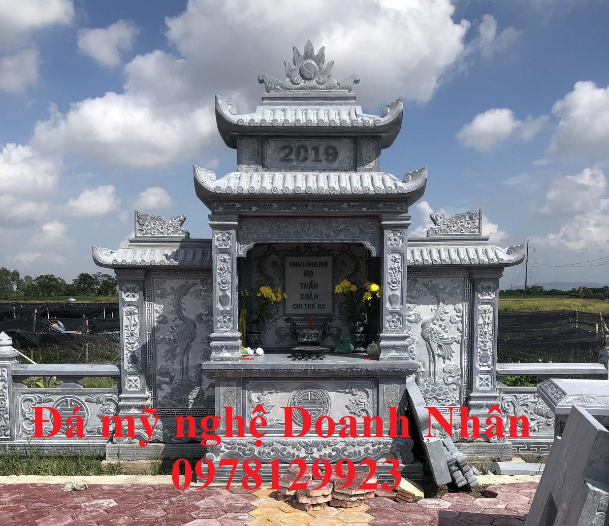 Khu lăng mộ họ Trần Xuân - Nam Sách Hải Dương
