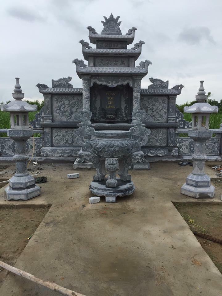 Khu Lăng Mộ Đá của dòng họ Phan – Nghệ An