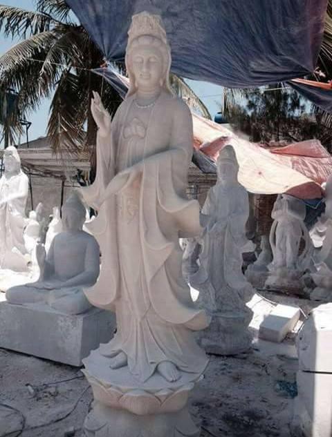 tượng đá 3