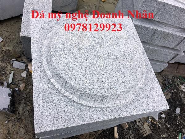 Chân tảng đá garanite tại Quảng Ninh