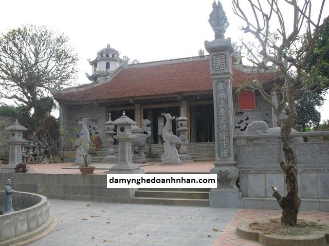Đền chùa đá 20