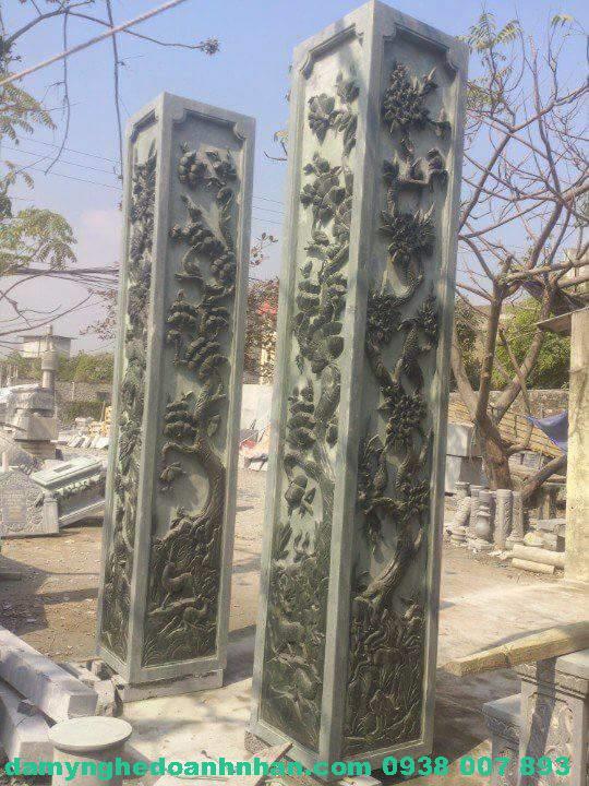 Cổng đá lăng mộ CĐ04
