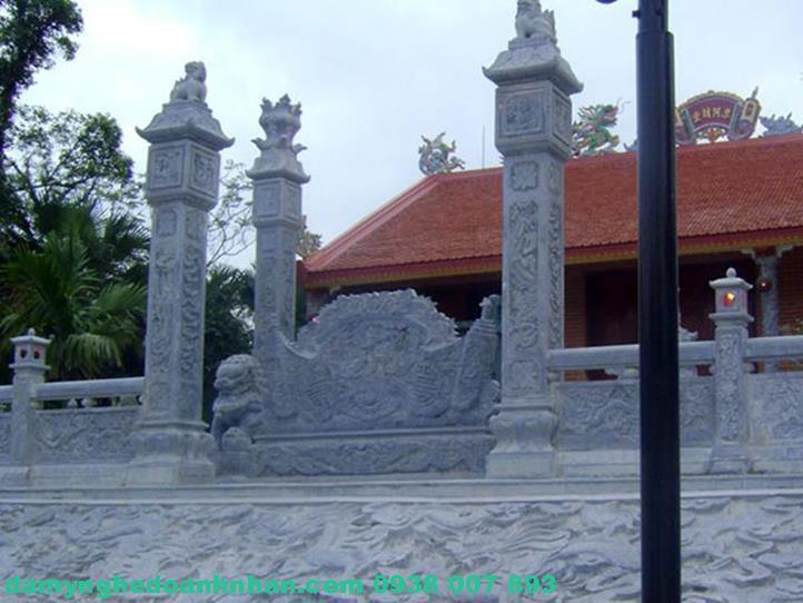 Đền chùa đá 12