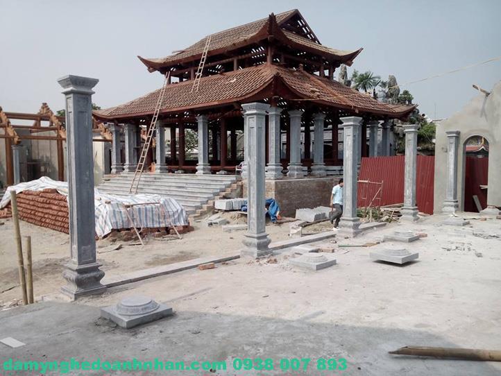 Đền chùa đá 14