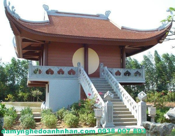 Đền chùa đá 7