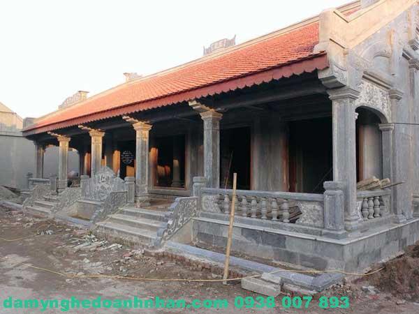 Đền chùa đá 9