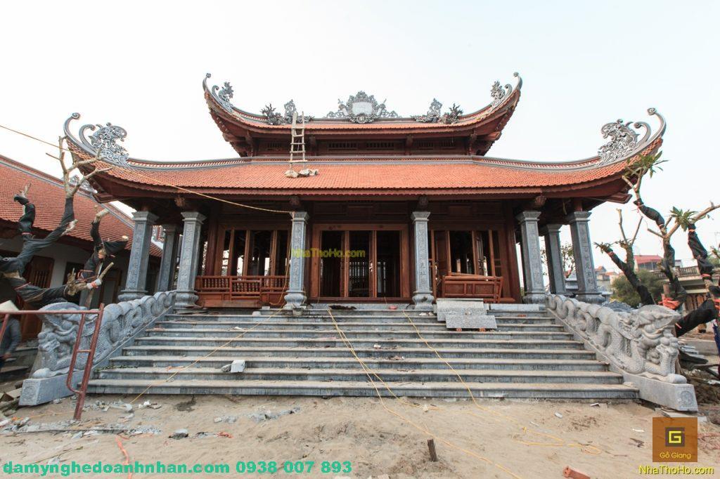 Đền chùa đá 16