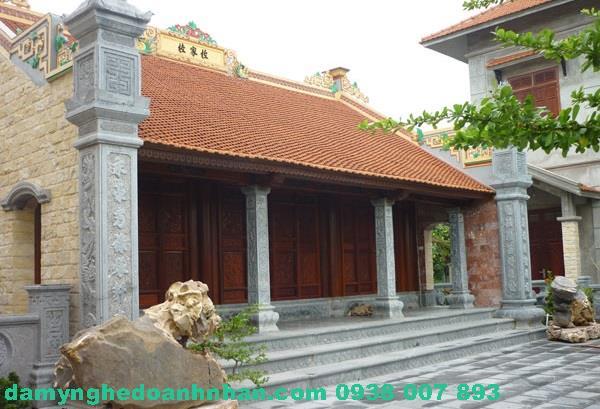 Đền chùa đá 15