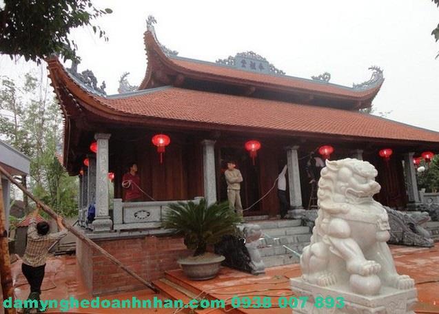 Đền chùa đá 21