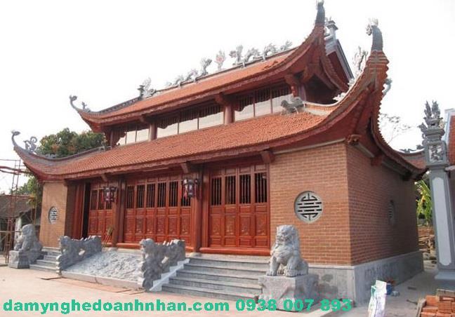 Đền chùa đá 18