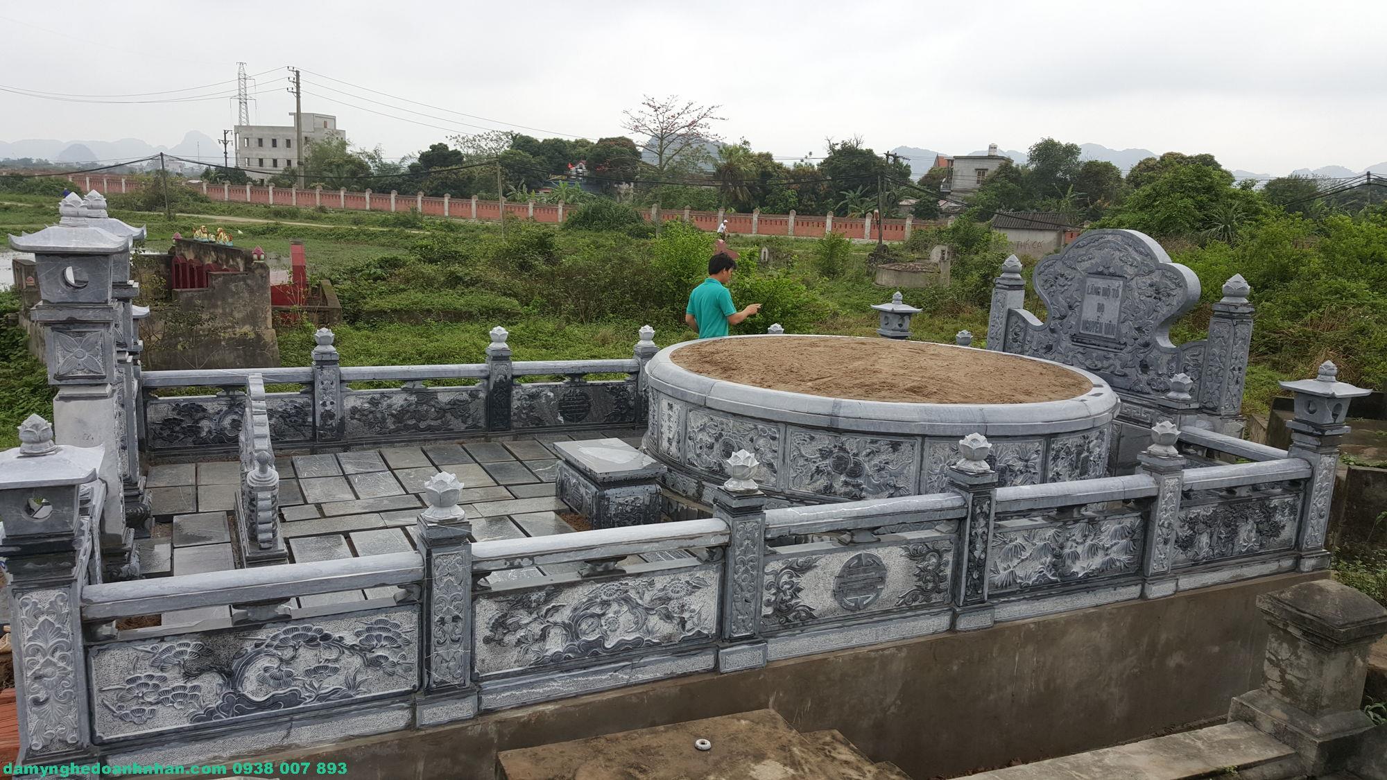 Khu lăng mộ Bắc Ninh