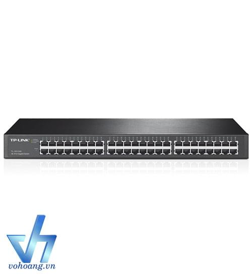 TP-LINK SG1048D - Switch 48-Port Gigabit