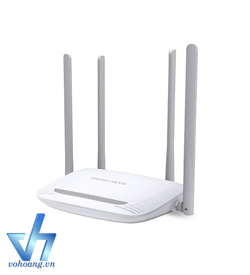 Mercusys MW325R - Router 4 anten 300Mbps