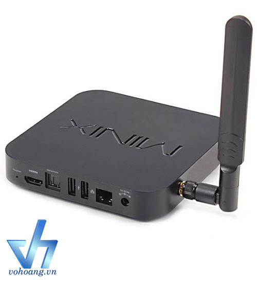 Minix Neo X8H Plus - Android TV box