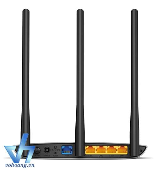 TP-LINK WR945N - Router WiFi 3 anten