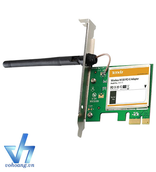 Tenda 311E - Card PCI thu WiFi 150Mbp