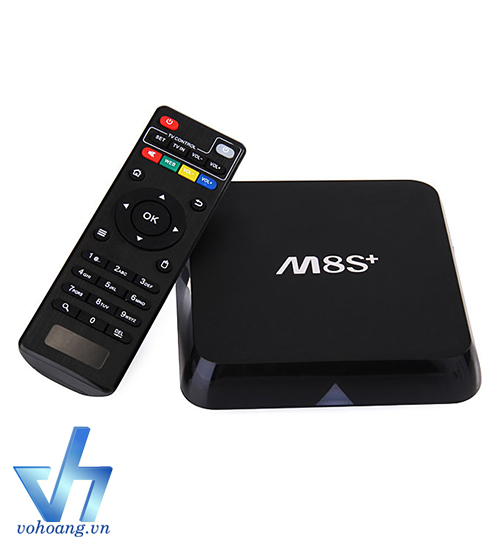 Android TV Box M8S Plus (M8S+)