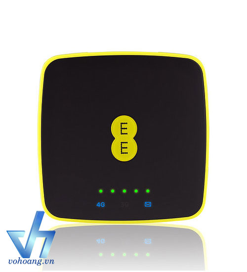 Wifi di động Alcatel EE40 - 4G LTE 150Mbps - Pin 1500mAh - 15 User