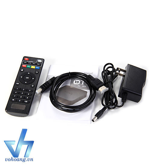 EnyBox MXQ - Android Box