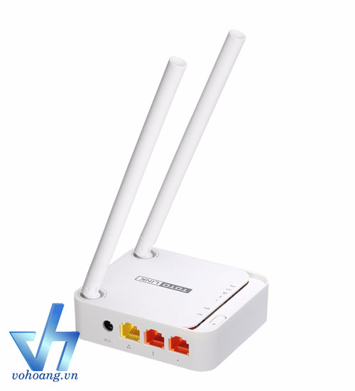 TotoLink N200RE-V3 - Router Wifi chuẩn N 300Mbps