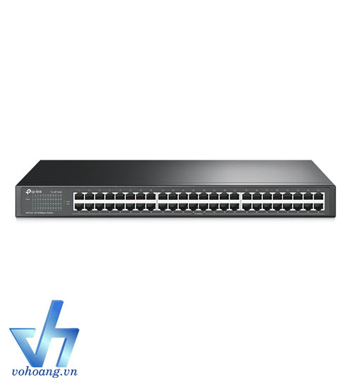 TP-LINK SF1048 - Switch 48-Port 10/100Mbps