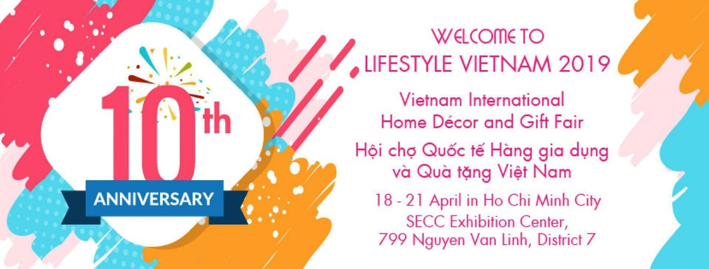 Bobi Craft triển lãm tại Vietnam International Home Décor and Gift Fair 10th