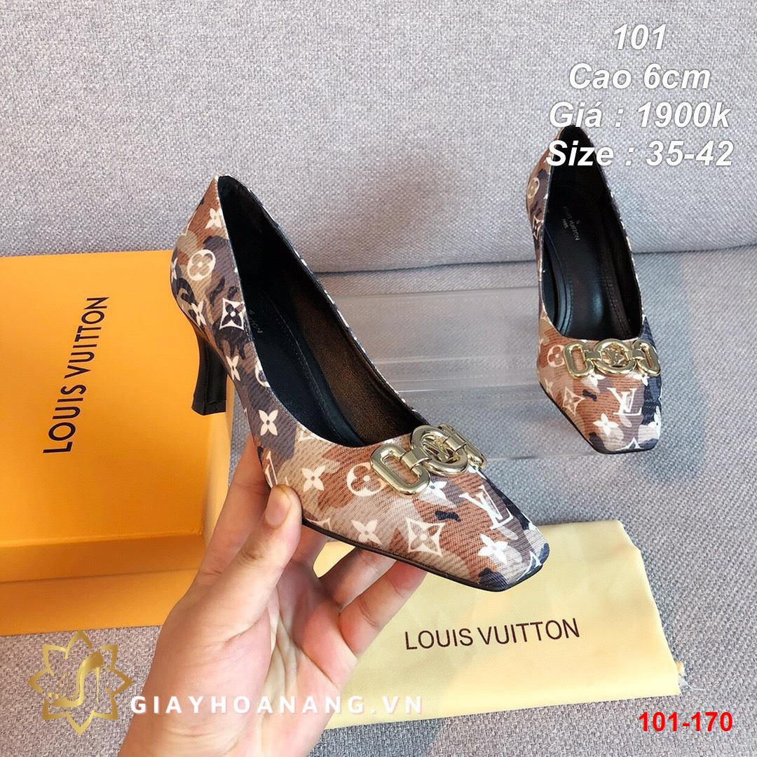 101-170 Louis Vuitton giày cao 6cm siêu cấp