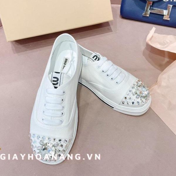 668-159 Miu Miu giày thể thao siêu cấp
