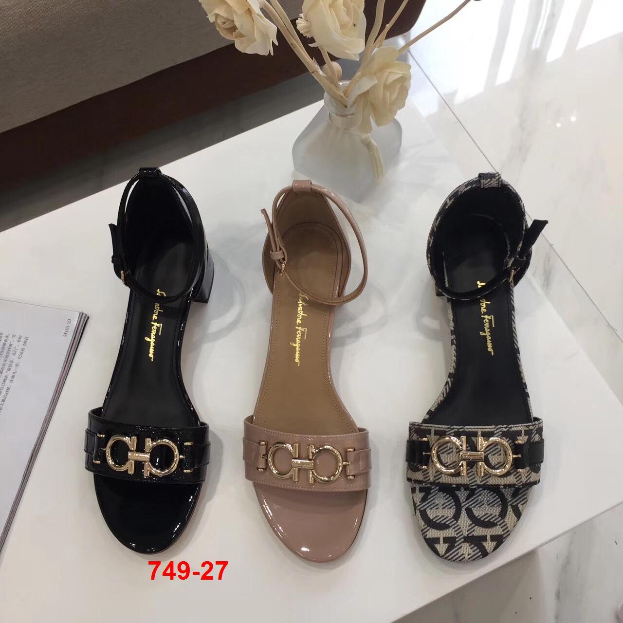 749-27 Salvatore Ferragamo sandal cao 4cm siêu cấp