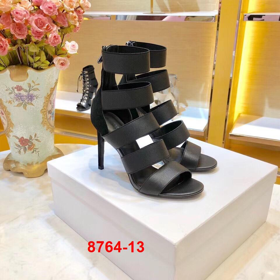 8764-13 Balmain giày bốt siêu cấp cao 10cm
