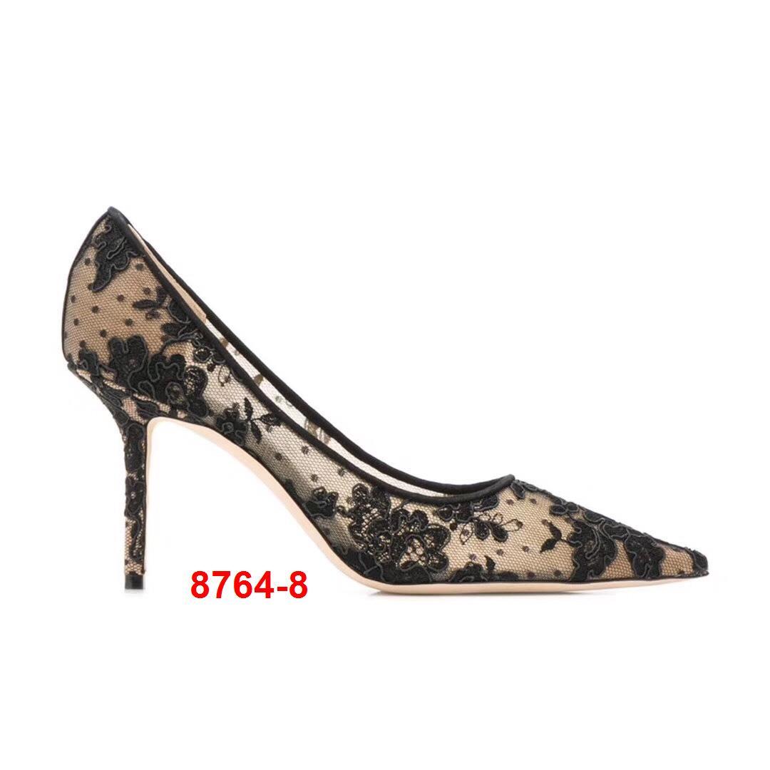 8764-8 Jimmy Choo sandal cao 9cm siêu cấp