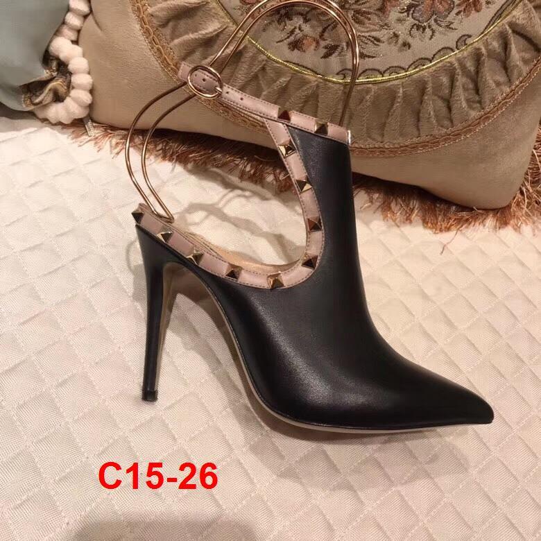 C15-26 Valentino sandal cao 10cm siêu cấp