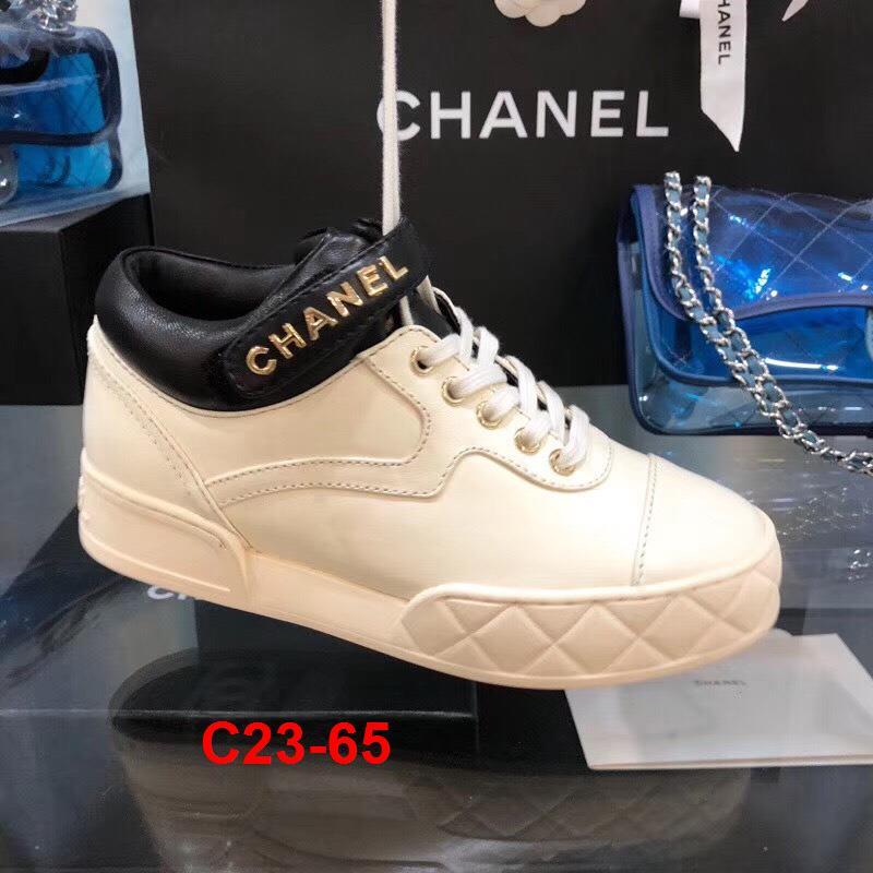 C23-65 Chanel giày thể thao siêu cấp
