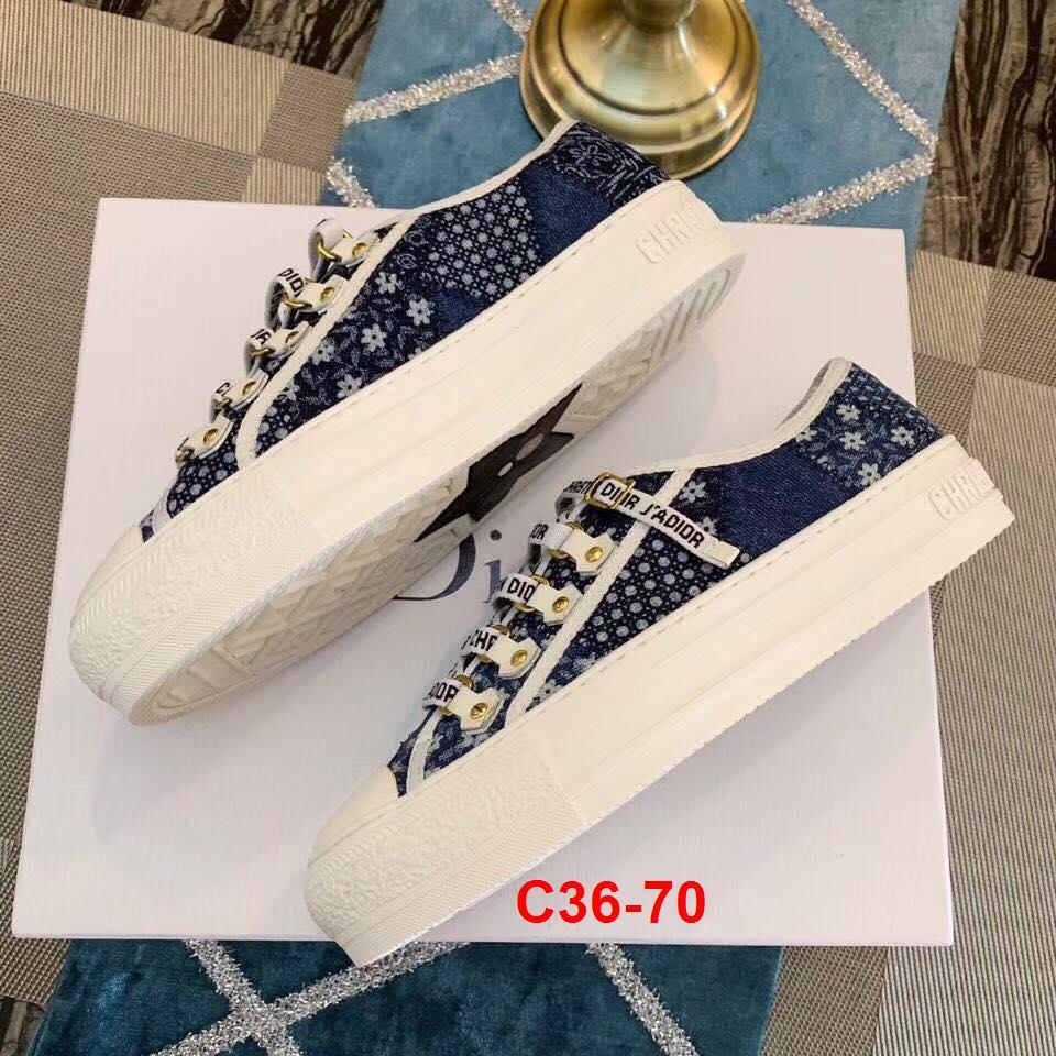 C36-70 Dior giày thể thao siêu cấp
