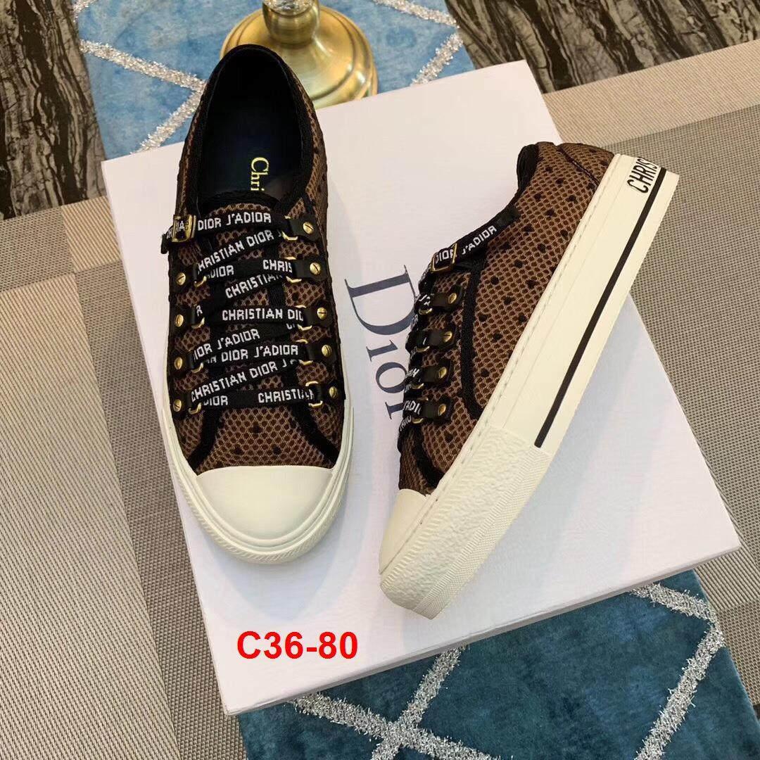 C36-80 Dior giày thể thao siêu cấp
