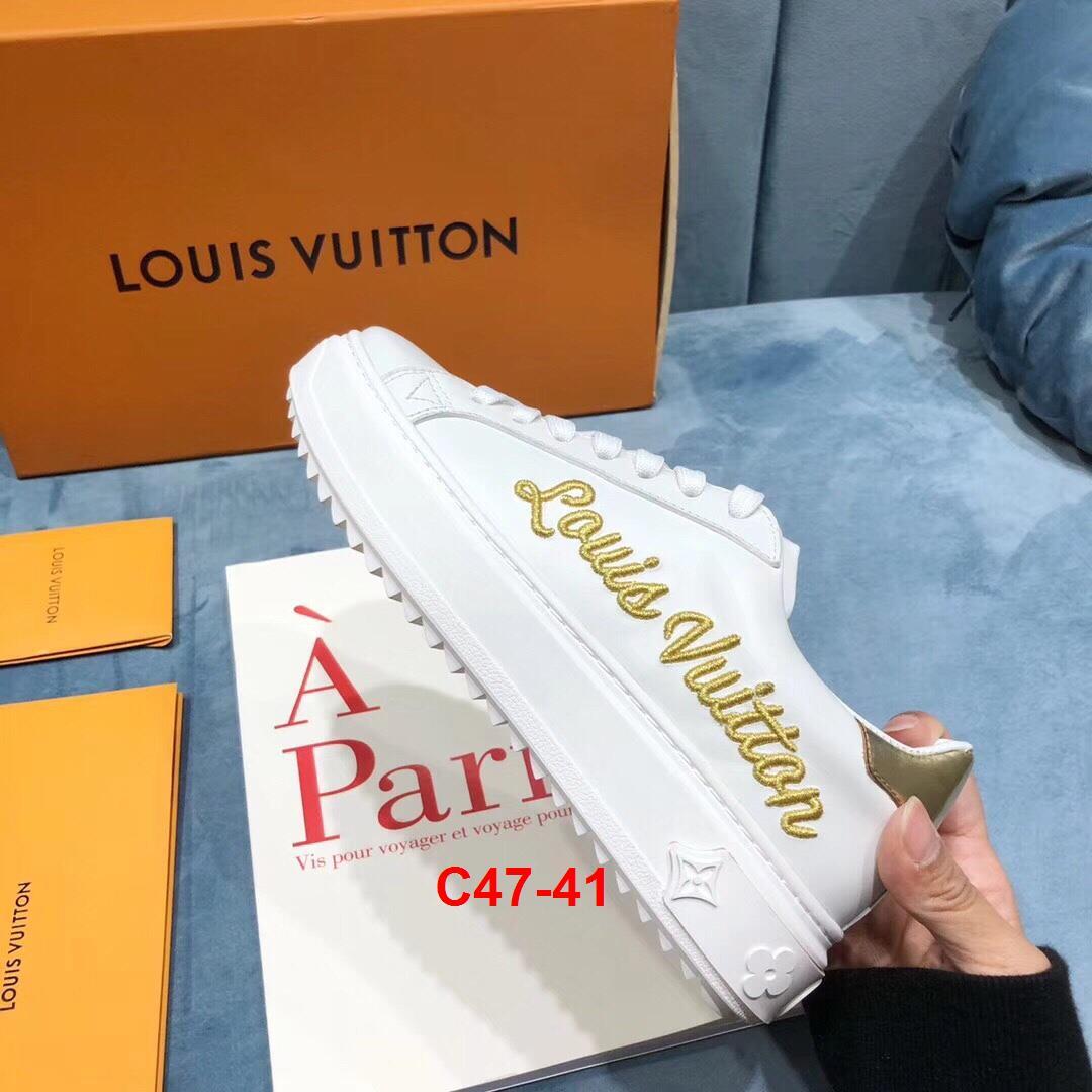 C47-41 Louis Vuitton giày thể thao siêu cấp