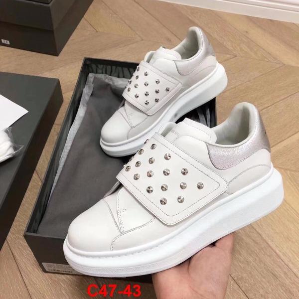 C47-43 Alexander Mcqueen giày thể thao siêu cấp