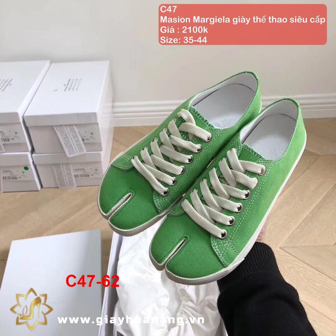 C47-62 Masion Margiela giày thể thao siêu cấp