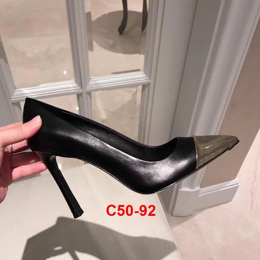 C50-92 Louis Vuitton giày cao 10cm siêu cấp