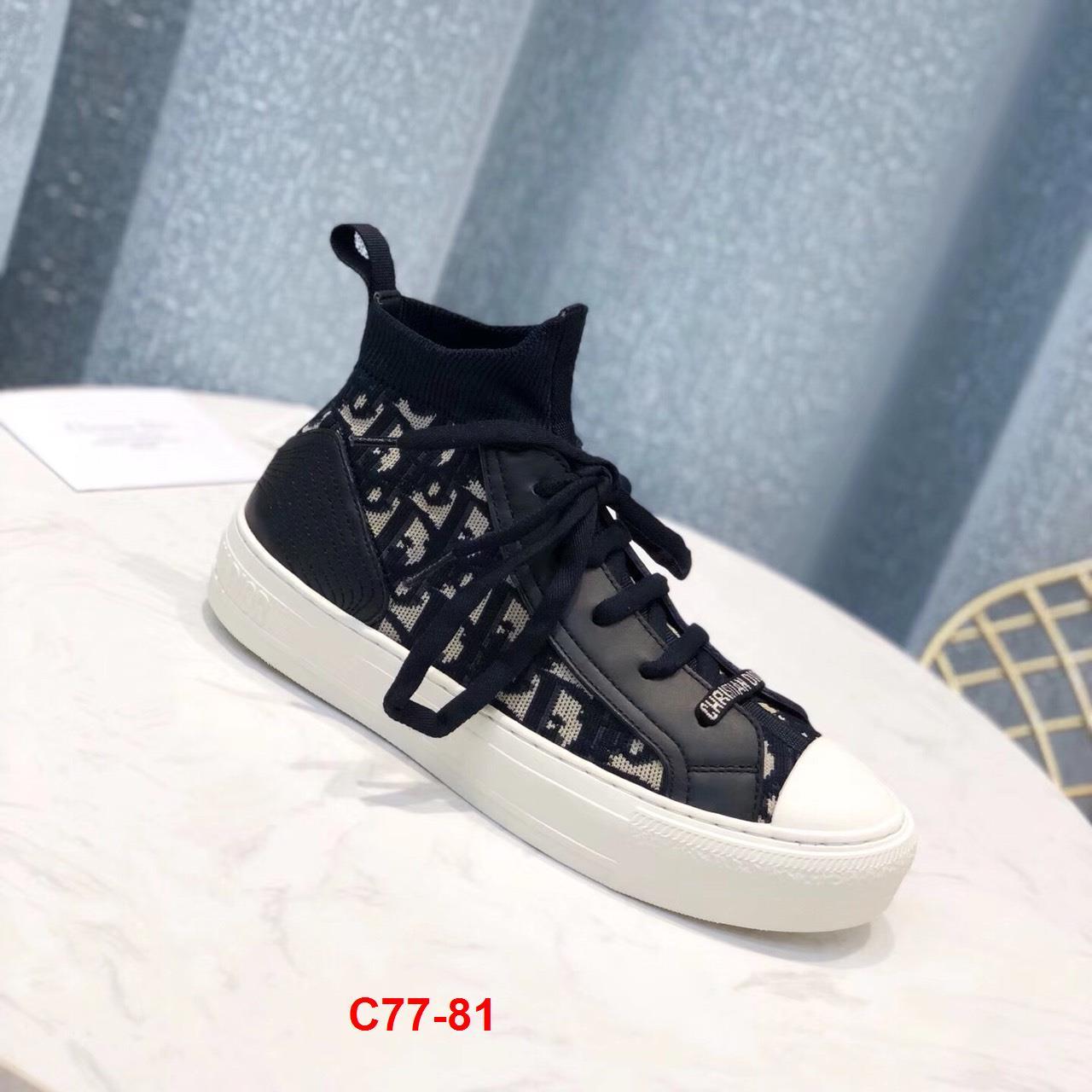 C77-81 Dior giày thể thao siêu cấp